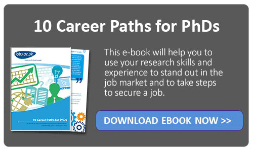 Career Paths for PhDs ebook
