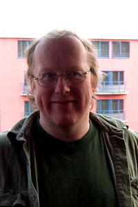 Professor Simon McGrath