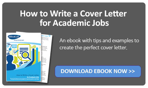 career development toolkit for higher education professionals - Tips For Cover Letter Writing