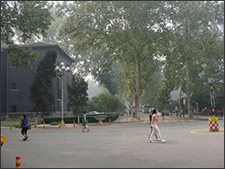 Shandong University Campus Grounds
