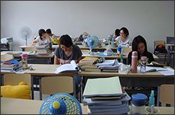 Shandong University Classroom
