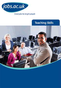 Click here to download our 'Teaching Skills' eguide