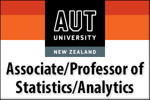 Associate Professor or Professor of Statistics/Analytics