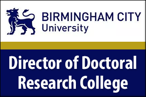 Director of Doctoral Research College