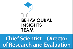 Chief Scientist - Director of Research and Evaluation