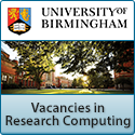 Research Computing at the University of Birmingham