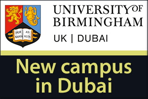 University of Birmingham New Campus in Dubai