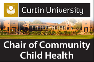 Chair of Community Child Health
