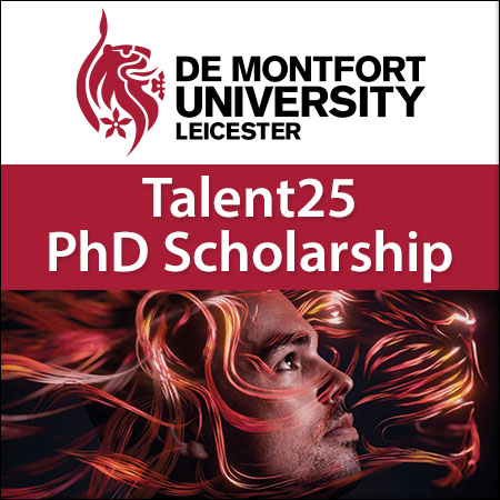Talent25 PhD Scholarship