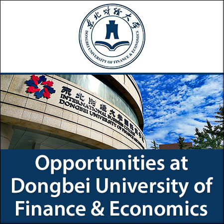 opportunities at Dongbei University of Finance & Economics