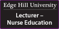 Lecturer - Nurse Education