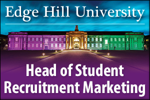 Head of Student Recruitment Marketing