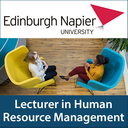 Lecturer in Human Resource Management