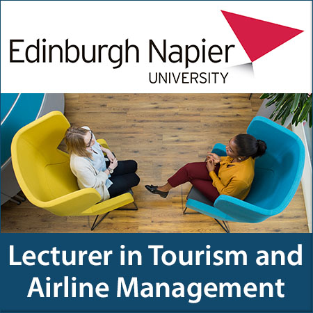 Lecturer in Tourism and Airline Management