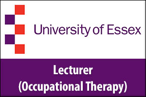 Lecturer (Occupational Therapy)