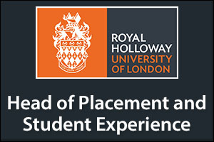 Head of Placement and Student Experience
