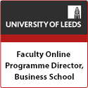 Faculty Online Programme Director, Business School