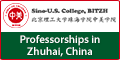 Professorships in Zhuhai China