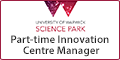 Part-time Innovation Centre Manager