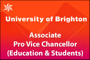 Associate Pro Vice Chancellor (Education and Students)