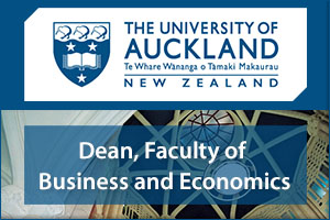 Dean, Faculty of Business and Economics