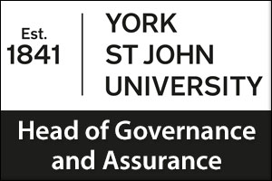 Head of Governance and Assurance