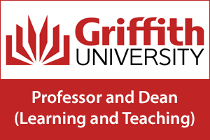 Professor and Dean (Learning and Teaching)