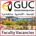 Faculty Vacancies