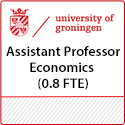 Assistant Professor Economics (0.8 FTE)
