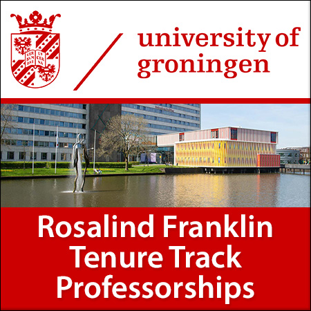 opportunities at University of Groningen
