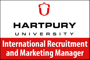 International Recruitment and Marketing Manager