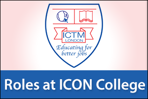 Roles at ICON College