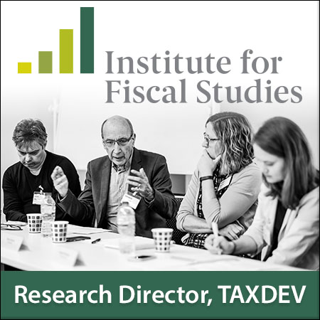 Research Director, TAXDEV