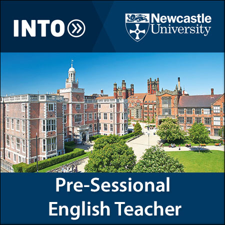 Pre-Sessional English Teacher