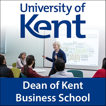 Dean of Kent Business School