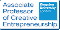 Associate Professor of Creative Entrepreneurship