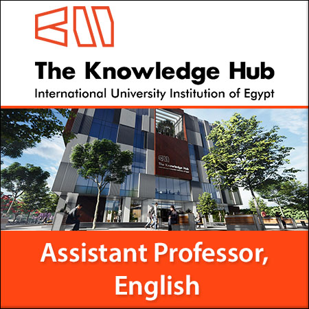 Assistant Professor - English