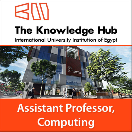 Assistant Professor - Computing