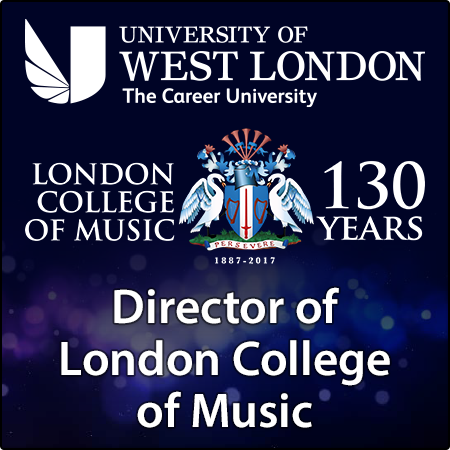 Director of London College of Music