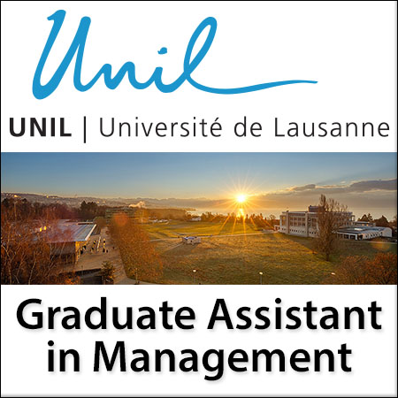 Graduate Assistant in Management
