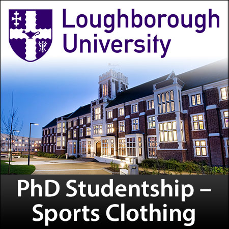 PhD Studentship - Sports Clothing: Test methods, performance, consumer perception, preference, and f