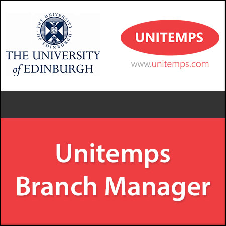 Unitemps Branch Manager