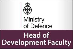 Head of Development Faculty – Defence Academy