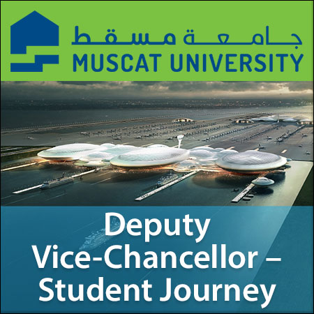 Deputy Vice-Chancellor - Student Journey