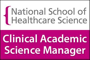 Clinical Academic Science Manager