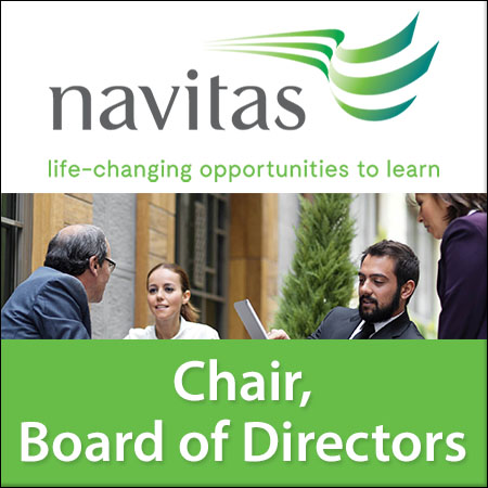 Chair, Board of Directors
