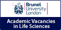 Academic Vacancies in Life Sciences