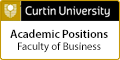Faculty of Business Positions