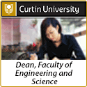 Dean, Faculty of Engineering and Science