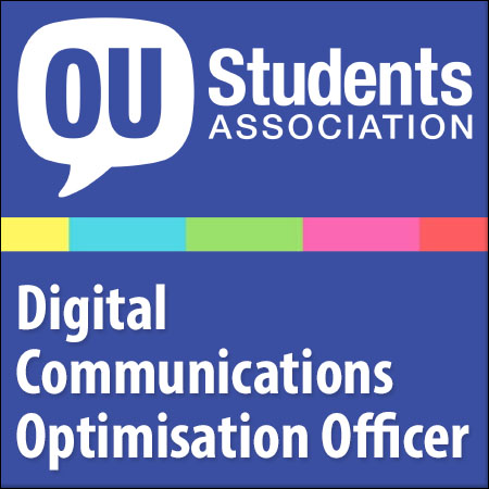 Digital Communications Optimisation Officer